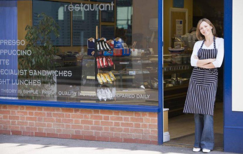 Hospitality Cafe Shop Owner